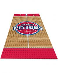 Official Team Display Plate Detroit Pistons