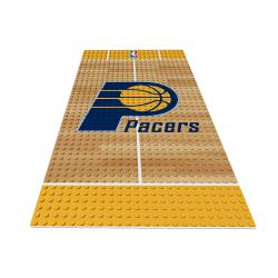 Official Team Display Plate Indiana Pacers