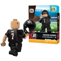 #7 Trevor Harris Ottawa Redblacks Home Version