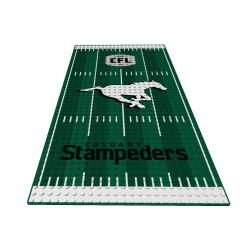 Official Team Display Plate Calgary Stampeders