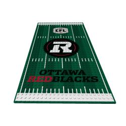 Official Team Display Plate Ottawa Redblacks