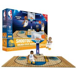 Official Team Shootout Set Golden State Warriors