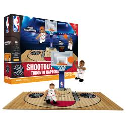 Official Team Shootout Set Toronto Raptors